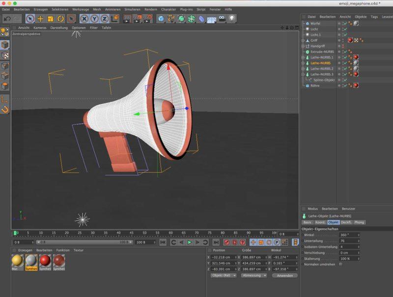 Screendesign – offline eingesetzt