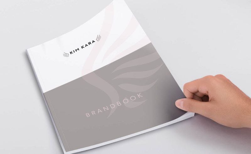 With the new brandbook we give wings to the Kim Kara brand
